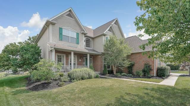 3503 Waterbury Lane, Powell, OH 43065 (MLS #221024885) :: Berkshire Hathaway HomeServices Crager Tobin Real Estate
