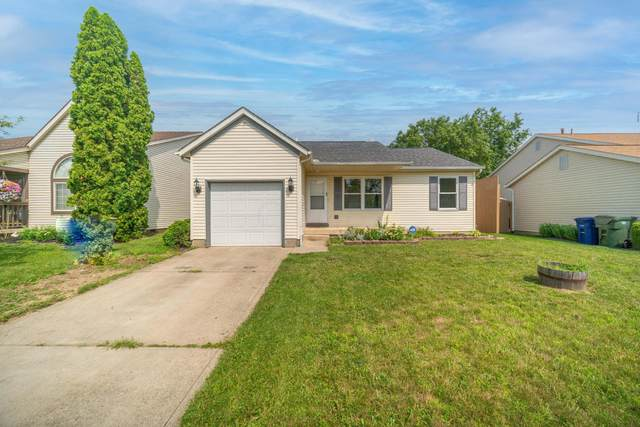 1041 Cypress Ridge, Columbus, OH 43228 (MLS #221024901) :: Berkshire Hathaway HomeServices Crager Tobin Real Estate