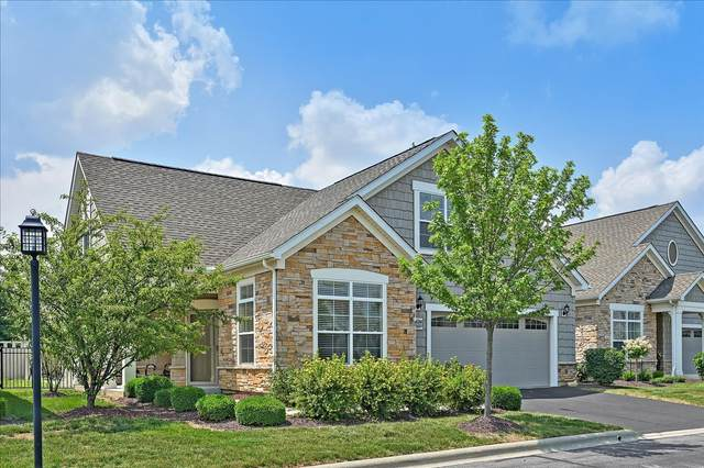 6820 Garden View Drive, Westerville, OH 43082 (MLS #221024980) :: Berkshire Hathaway HomeServices Crager Tobin Real Estate