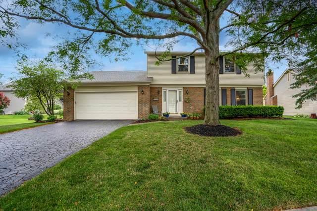 7118 Faulkner Way, Dublin, OH 43017 (MLS #221025098) :: Berkshire Hathaway HomeServices Crager Tobin Real Estate
