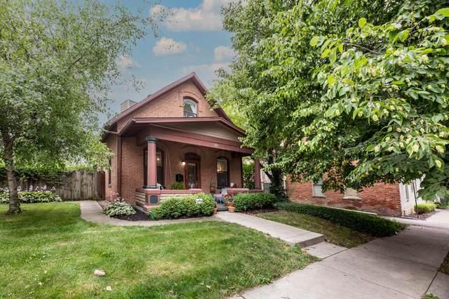 19 E Third Avenue, Columbus, OH 43201 (MLS #221025458) :: MORE Ohio