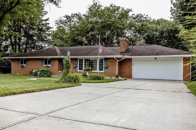 130 Briarwood Court, Lancaster, OH 43130 (MLS #221025594) :: Berkshire Hathaway HomeServices Crager Tobin Real Estate