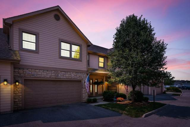 5249 Double Eagle Drive #5249, Westerville, OH 43081 (MLS #221025731) :: 3 Degrees Realty