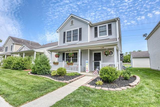 6100 Federalist Drive, Galloway, OH 43119 (MLS #221028814) :: Berkshire Hathaway HomeServices Crager Tobin Real Estate