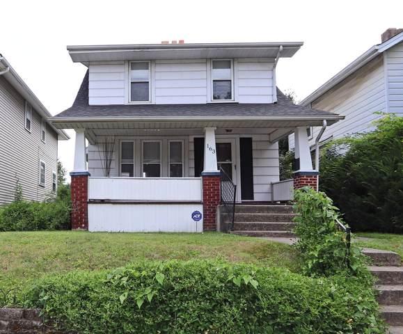 163 E Jenkins Avenue, Columbus, OH 43207 (MLS #221028897) :: 3 Degrees Realty