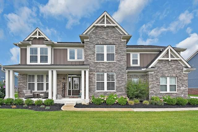 769 Meadow Ridge Way, Marysville, OH 43040 (MLS #221030696) :: ERA Real Solutions Realty