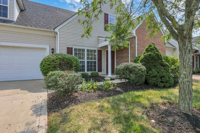8488 Lazelle Village Drive, Lewis Center, OH 43035 (MLS #221031193) :: The Gale Group