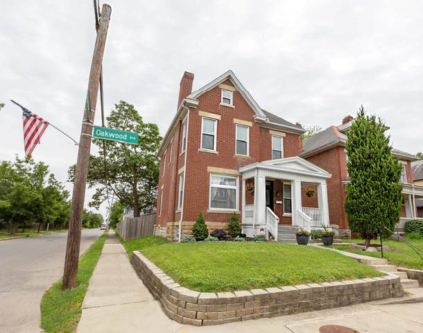 614 Oakwood Avenue, Columbus, OH 43205 (MLS #221031480) :: The Tobias Real Estate Group