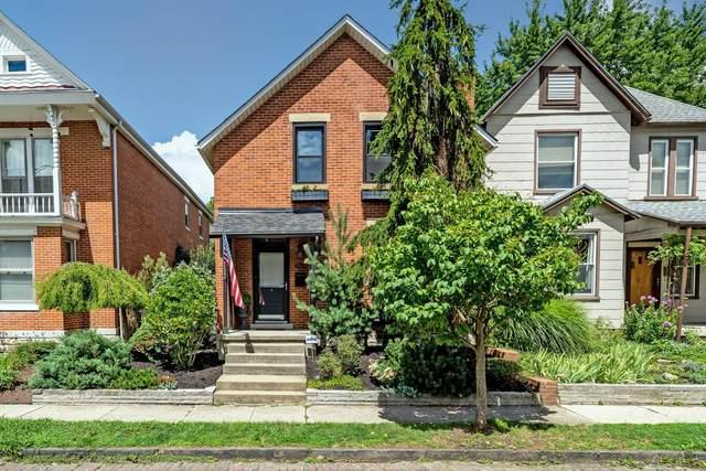 420 Stanley Avenue, Columbus, OH 43206 (MLS #221031556) :: Ackermann Team
