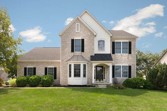 5757 Schoolway Drive, Hilliard, OH 43026 (MLS #221031715) :: Greg & Desiree Goodrich | Brokered by Exp