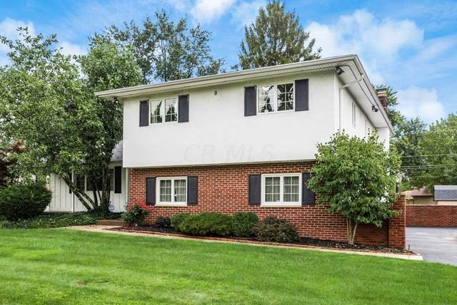 1766 Kenwick Road, Columbus, OH 43209 (MLS #221032568) :: The Holden Agency