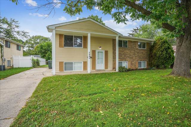 5004 Labelle Drive, Columbus, OH 43232 (MLS #221033454) :: The Holden Agency
