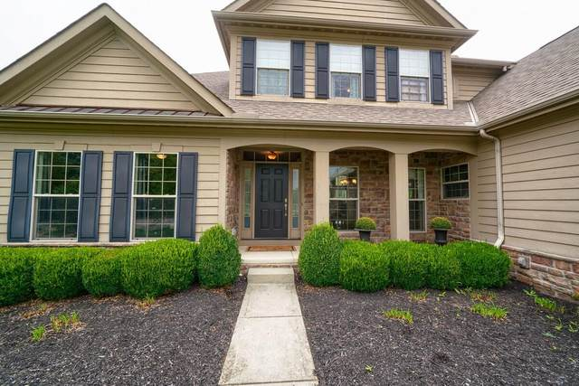 4150 Conine Court, Dublin, OH 43016 (MLS #221033564) :: The Gale Group