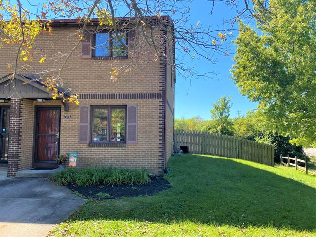 1539 Park Place Drive, Westerville, OH 43081 (MLS #221034383) :: The Tobias Real Estate Group