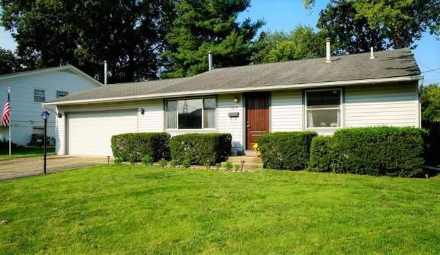 1619 Rygate Drive, Reynoldsburg, OH 43068 (MLS #221034923) :: Exp Realty