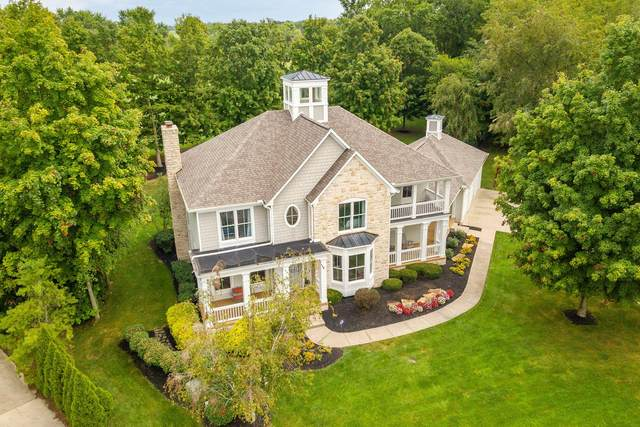 10645 Dundee Court, Powell, OH 43065 (MLS #221035666) :: Signature Real Estate