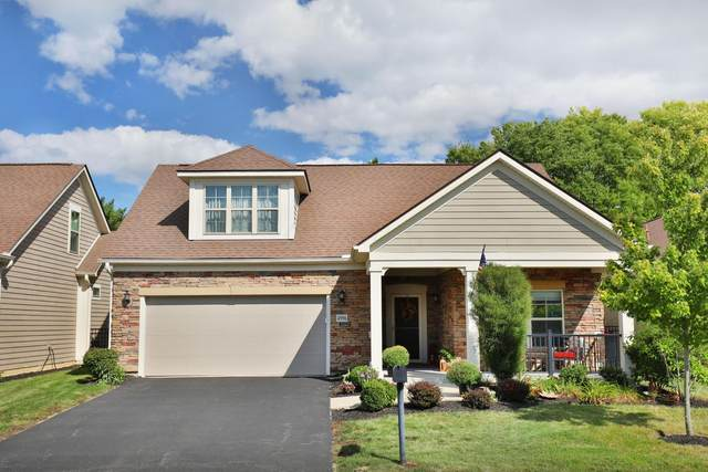 4996 Foxtail Drive 35-499, Hilliard, OH 43026 (MLS #221035696) :: Exp Realty