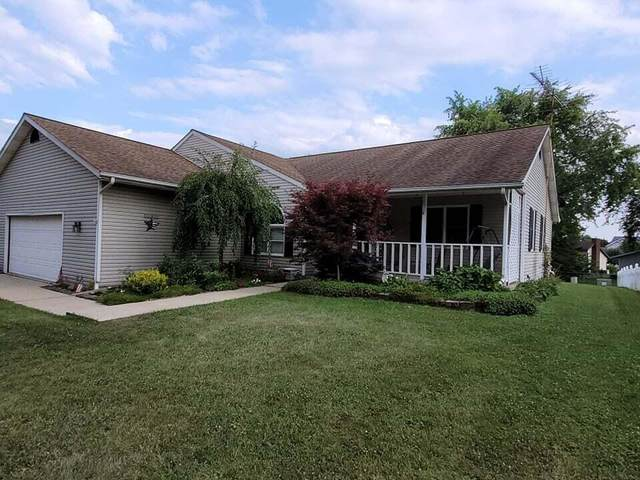 377 Lawnwood Drive, Circleville, OH 43113 (MLS #221036072) :: RE/MAX ONE