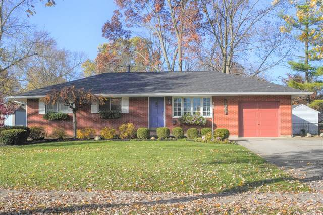 445 Potawatomi Drive, Westerville, OH 43081 (MLS #221036332) :: Sandy with Perfect Home Ohio