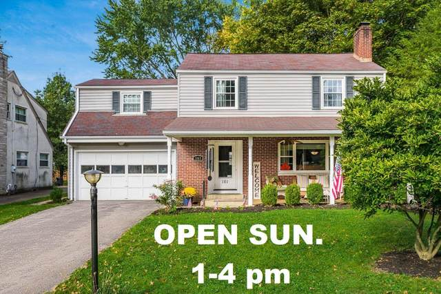 161 S Harding Road, Columbus, OH 43209 (MLS #221039957) :: Signature Real Estate