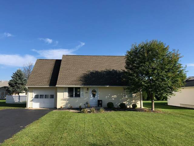 382 West Avenue, Plain City, OH 43064 (MLS #221040579) :: Sandy with Perfect Home Ohio