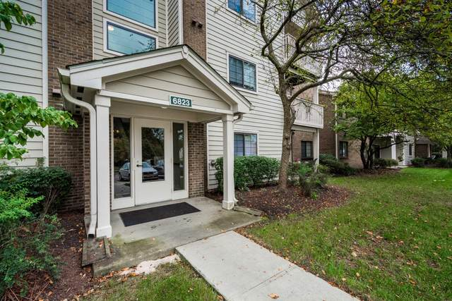 6823 Meadow Creek Drive #206, Columbus, OH 43235 (MLS #221041087) :: Berkshire Hathaway HomeServices Crager Tobin Real Estate