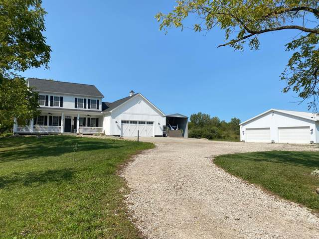 482 State Route 257 S, Ostrander, OH 43061 (MLS #221041161) :: Bella Realty Group