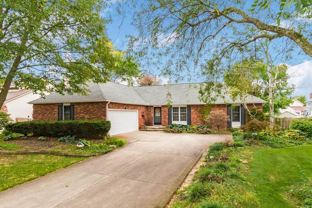 5449 Eaglesnest Drive, Westerville, OH 43081 (MLS #221041724) :: Sandy with Perfect Home Ohio