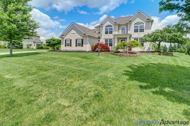 2951 Pebble Drive, Lewis Center, OH 43035 (MLS #217013752) :: Berkshire Hathaway Home Services Crager Tobin Real Estate