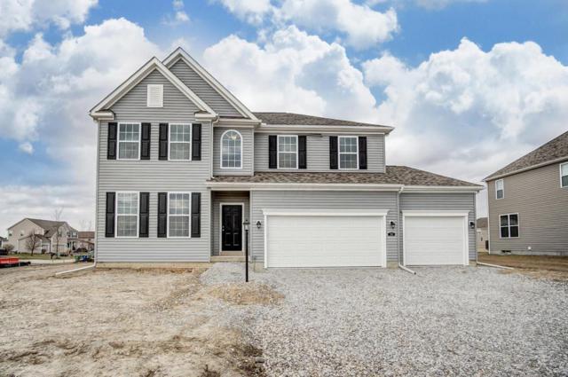 720 Weaver Ridge Drive, Marysville, OH 43040 (MLS #217032201) :: Berkshire Hathaway Home Services Crager Tobin Real Estate