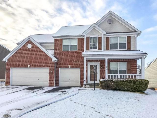 945 Nolder Drive, Lancaster, OH 43130 (MLS #217033532) :: Berkshire Hathaway Home Services Crager Tobin Real Estate