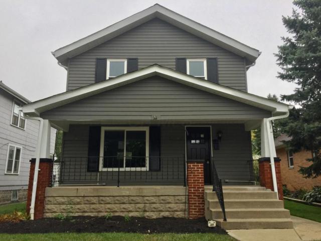 872 Timberman Road, Columbus, OH 43212 (MLS #217037900) :: Signature Real Estate