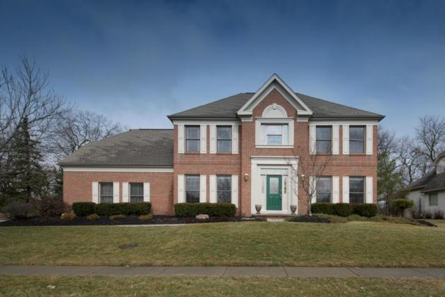 5584 Fawnbrook Lane, Dublin, OH 43017 (MLS #218003439) :: Berkshire Hathaway Home Services Crager Tobin Real Estate