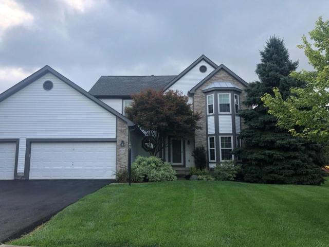 6736 Oak Shadow Drive, Westerville, OH 43082 (MLS #218023013) :: The Mike Laemmle Team Realty