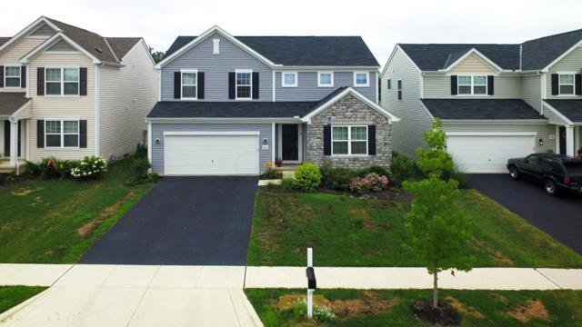9036 Ellrod Way, Lewis Center, OH 43035 (MLS #218025401) :: Berkshire Hathaway HomeServices Crager Tobin Real Estate
