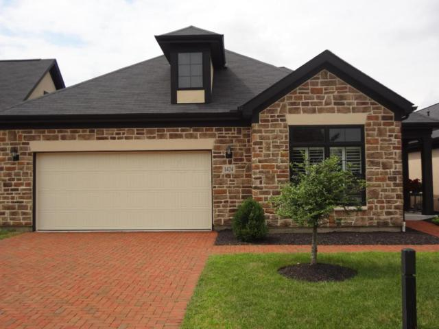 1424 Pinnacle Club Drive, Grove City, OH 43123 (MLS #218027354) :: Berkshire Hathaway HomeServices Crager Tobin Real Estate