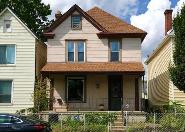 646 E Whittier Street, Columbus, OH 43206 (MLS #218029054) :: Berkshire Hathaway HomeServices Crager Tobin Real Estate