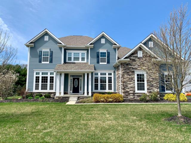 4517 Sanctuary Drive, Westerville, OH 43082 (MLS #218036821) :: Brenner Property Group | Keller Williams Capital Partners