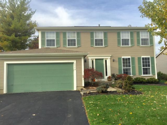 5264 Citrus Drive, Hilliard, OH 43026 (MLS #218041091) :: Brenner Property Group | KW Capital Partners