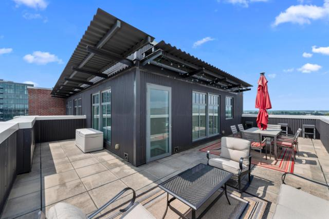 251 Daniel Burnham Square #706, Columbus, OH 43215 (MLS #219024811) :: Shannon Grimm & Partners Team