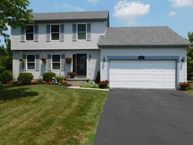307 Thames Court, London, OH 43140 (MLS #219026545) :: Keith Sharick | HER Realtors