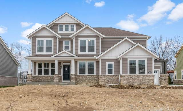 3693 Goldenrod Street, Hilliard, OH 43026 (MLS #219032604) :: Exp Realty