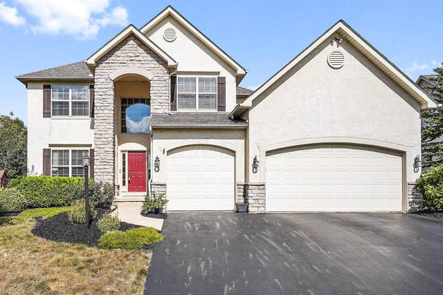 5615 Dorshire Drive, Galena, OH 43021 (MLS #219037264) :: Core Ohio Realty Advisors