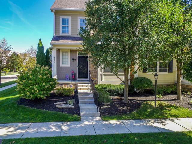 4260 Hobbs Landing Drive W #60, Dublin, OH 43017 (MLS #219039727) :: RE/MAX ONE