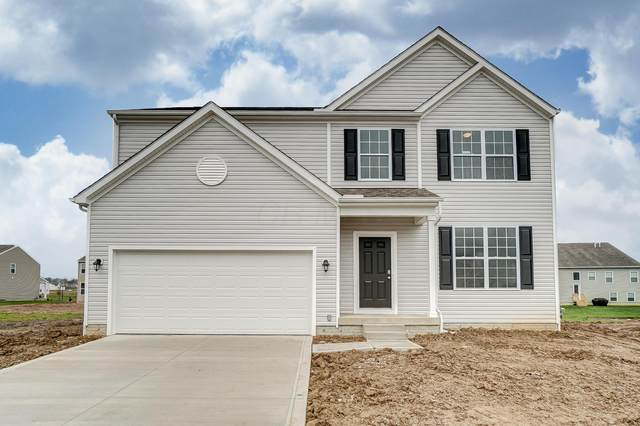 1295 Meadow View Drive, Marysville, OH 43040 (MLS #220003217) :: 3 Degrees Realty