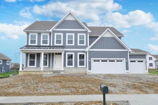 7862 Bachman Drive Lot 3634, Powell, OH 43065 (MLS #220003733) :: Sam Miller Team