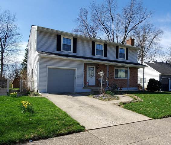 6383 Portsmouth Drive, Reynoldsburg, OH 43068 (MLS #220009943) :: ERA Real Solutions Realty