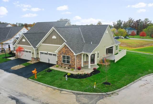 845 Summerlin Lane, Marysville, OH 43040 (MLS #220017327) :: The Willcut Group
