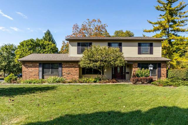 3907 Reed Road, Upper Arlington, OH 43220 (MLS #220027410) :: The Jeff and Neal Team | Nth Degree Realty