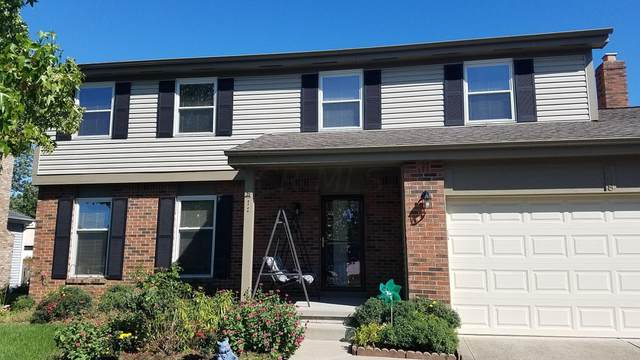 8228 Storrow Drive, Westerville, OH 43081 (MLS #220031425) :: The Clark Group @ ERA Real Solutions Realty
